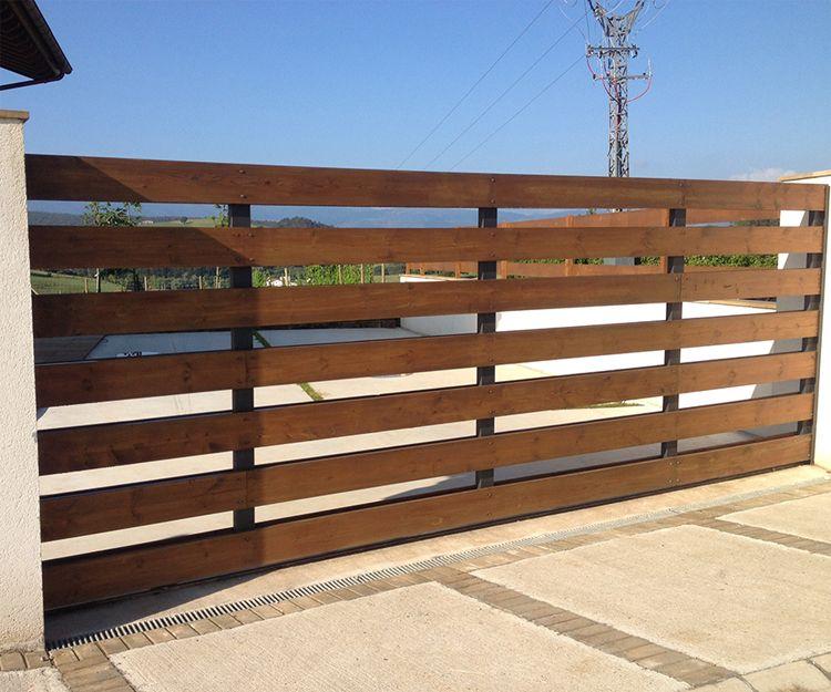 Fabricación e instalación de cerramientos de madera en Cantabria