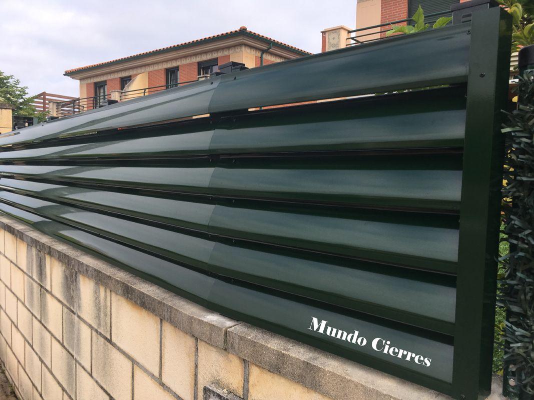 Cerramientos metálicos en Cantabria