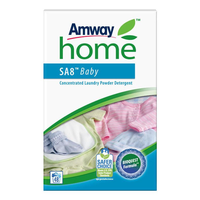 Detergente en polvo Concentrado SA8 BABY (3kg.)