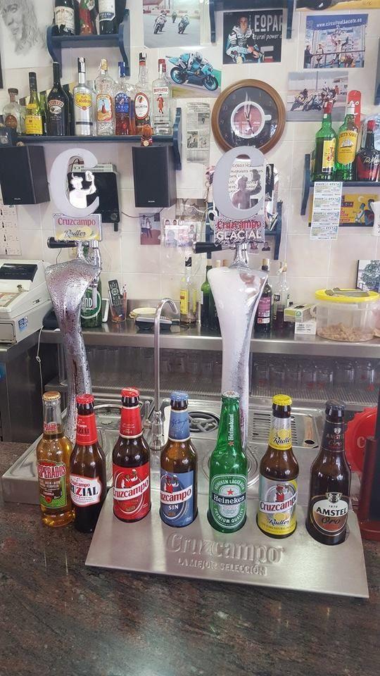 Bar con buen ambiente en Cullera