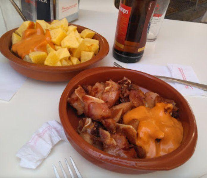Tapas y raciones: Nuestros platos de Bar Los Juncos