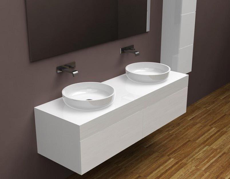Empresa de superficies sólidas Corian® para cuartos de baños en Las Palmas
