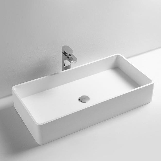 Superficies sólidas Corian® para baños en Las Palmas