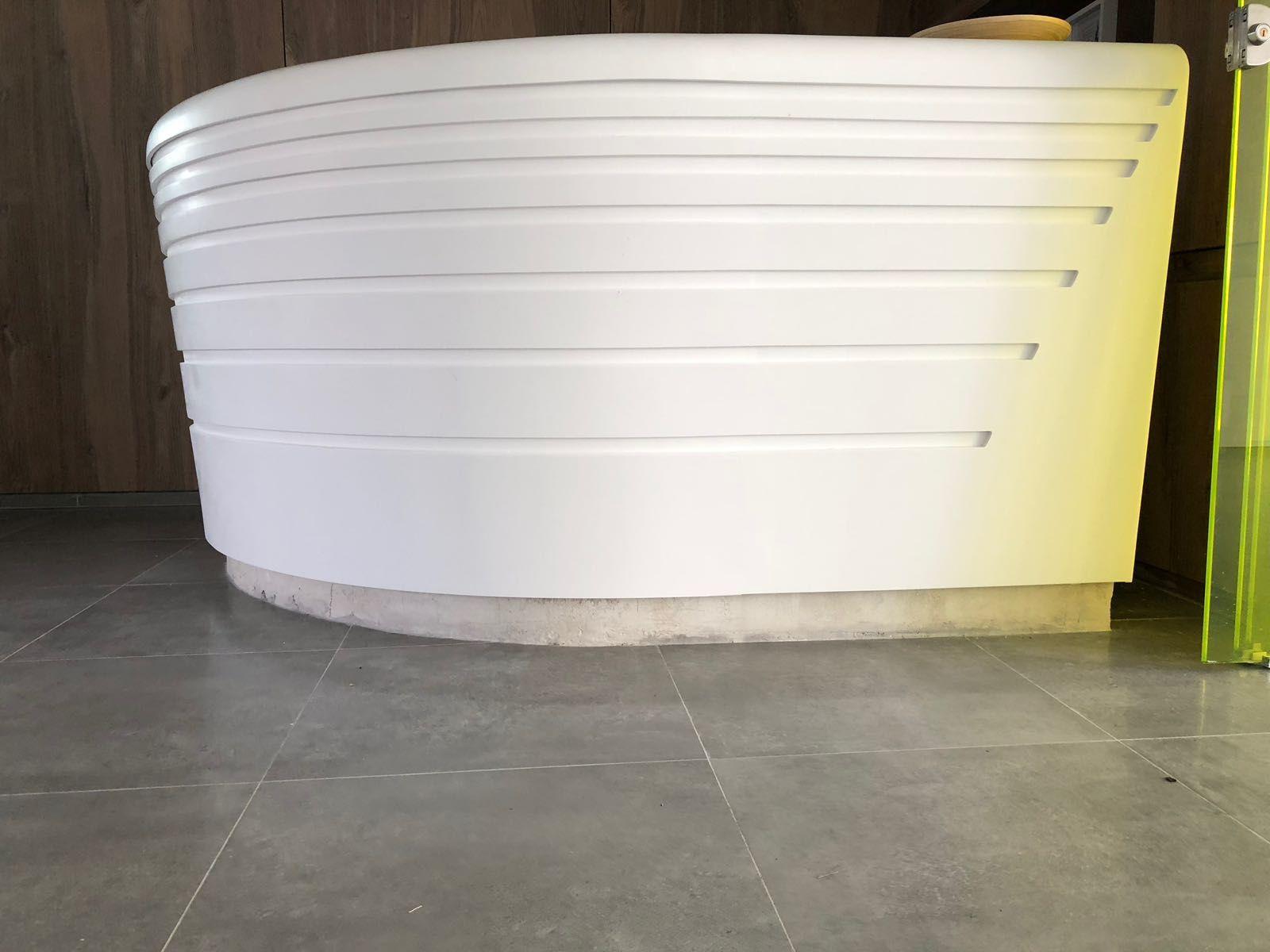 Mobiliario decorativo: Corian® de trassos