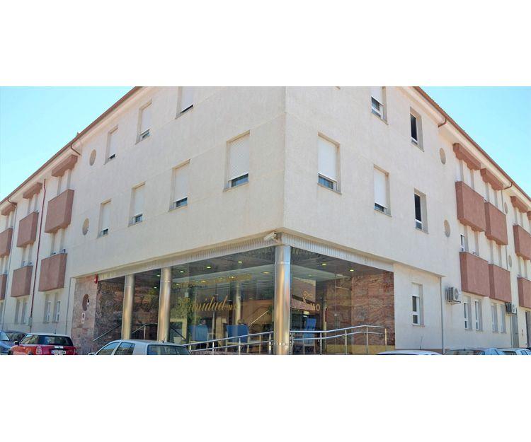 Centro residencial de mayores en Granada