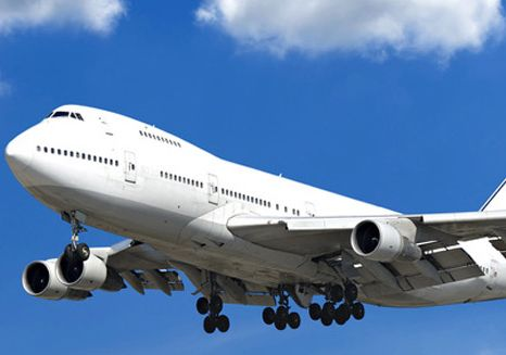 Aéreo 4 horas: Productos y servicios de Bahía Los Mensajeros de Madrid