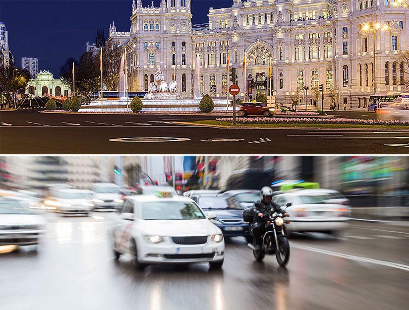Bahía, los mensajeros de Madrid