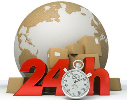 Servicio 24 horas: Productos y servicios de Bahía Los Mensajeros de Madrid
