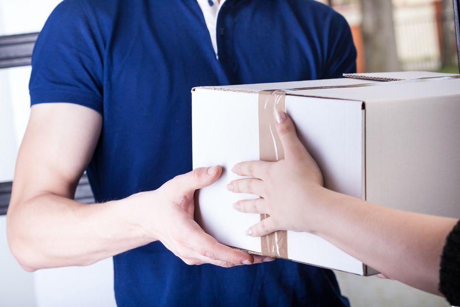 Envío de paquetes en Madrid centro