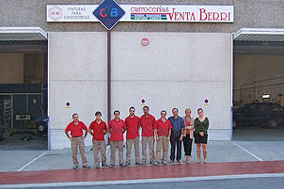 Foto 4 de Carrocerías en Donostia-San Sebastián | Carrocerías Venta-Berri