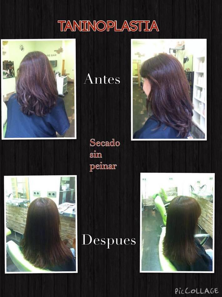 Taninoplastia : Productos y servicios de Lourdes Gómez Peluquería y Estética