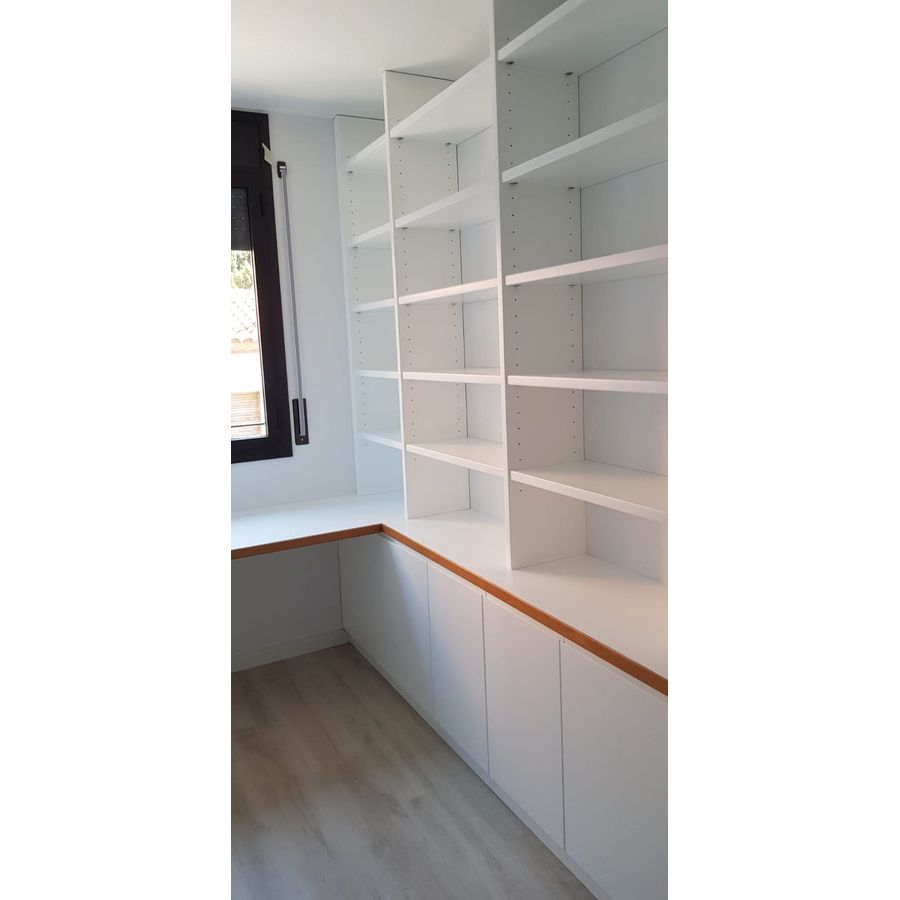 Muebles de madera a medida en Sabadell