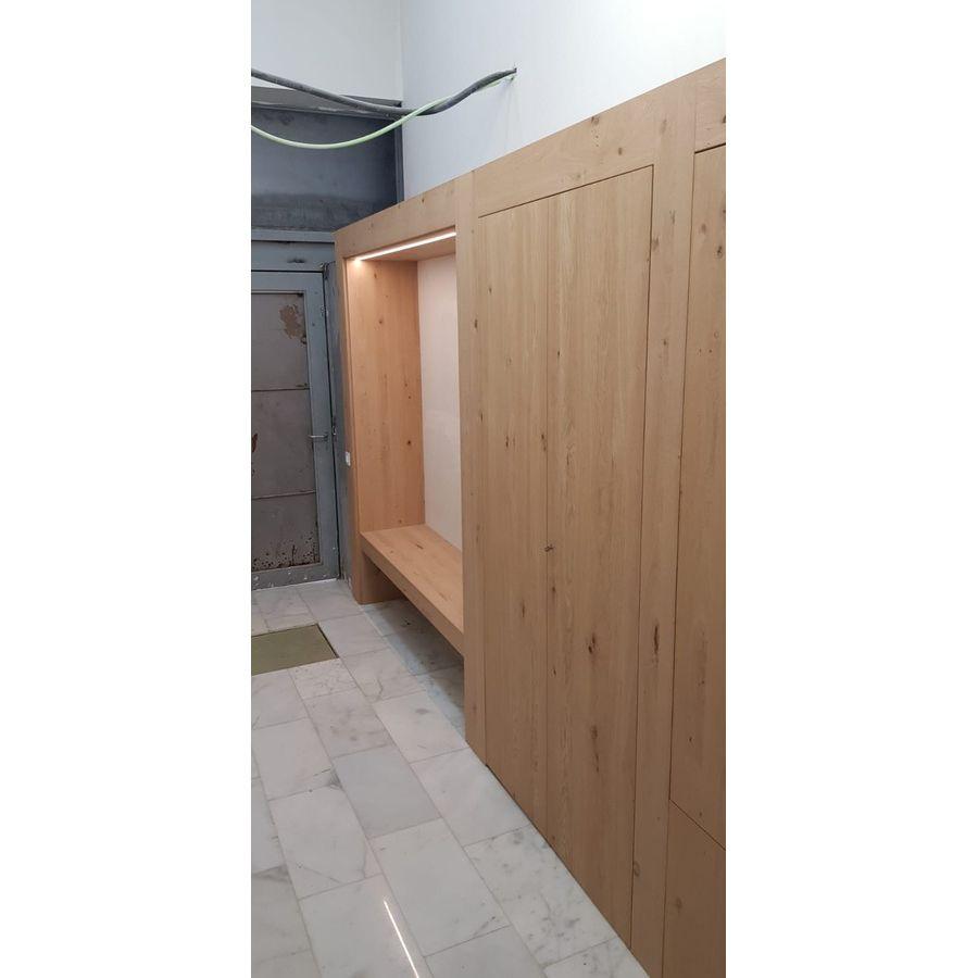 Puertas de madera a medida en Sabadell