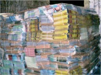 Foto 1 de Destrucción de documentos en Madrid | Reciclajes y Servicios Hernández, C.B.