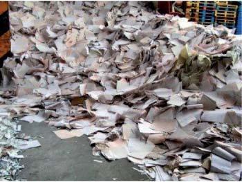 Foto 2 de Destrucción de documentos en Madrid | Reciclajes y Servicios Hernández, C.B.