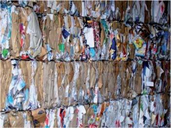 Foto 6 de Destrucción de documentos en Madrid | Reciclajes y Servicios Hernández, C.B.
