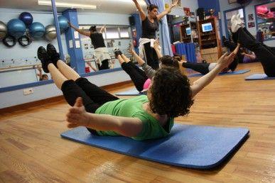 Área fitness