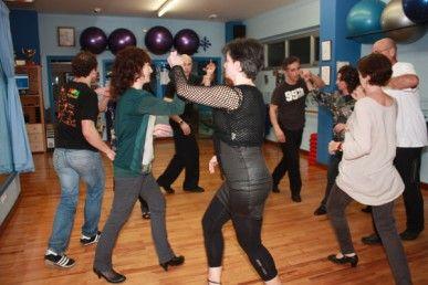 Ritmos latinos y baile de salón