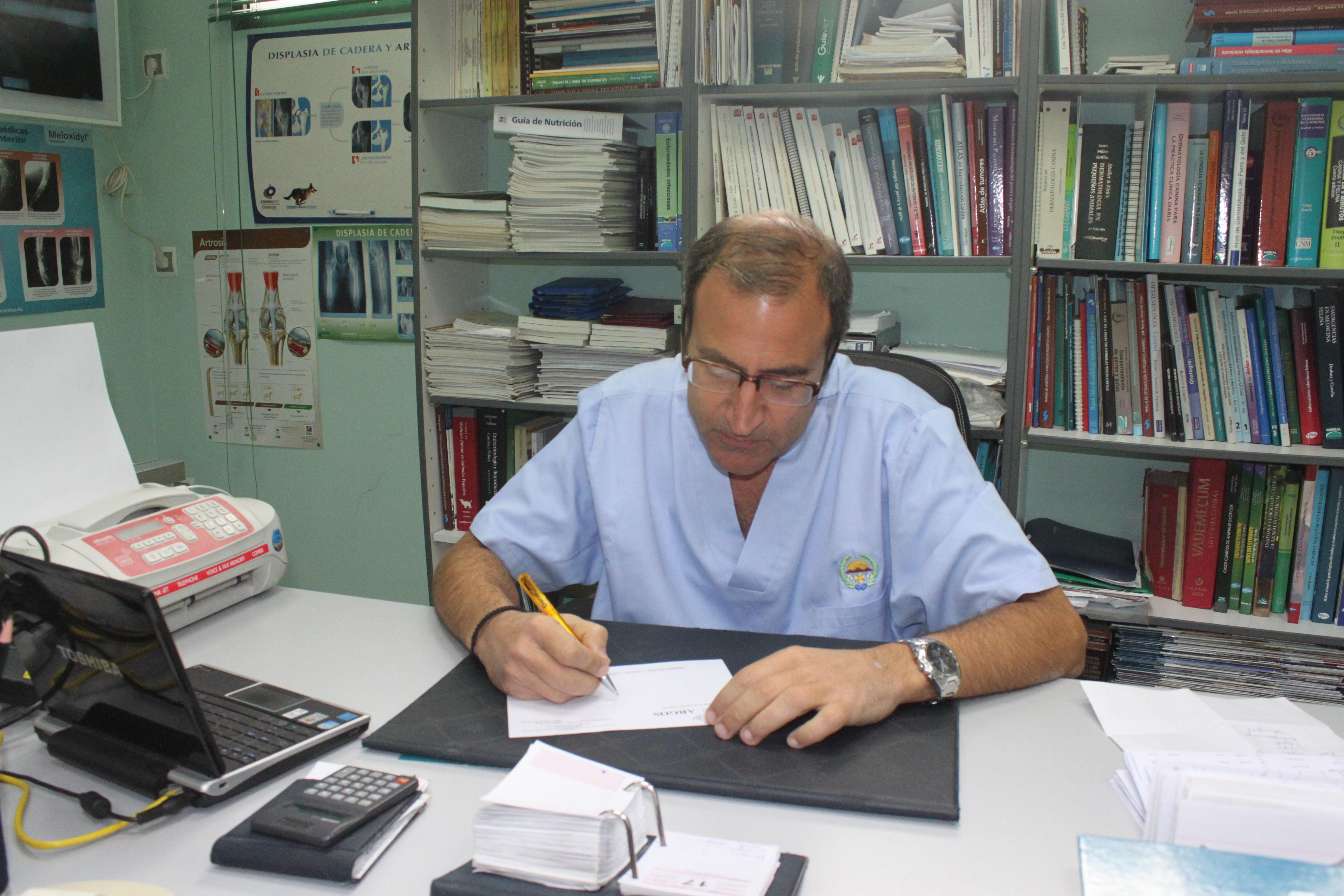 Foto 2 de Veterinarios en  | Argos Clínica Veterinaria