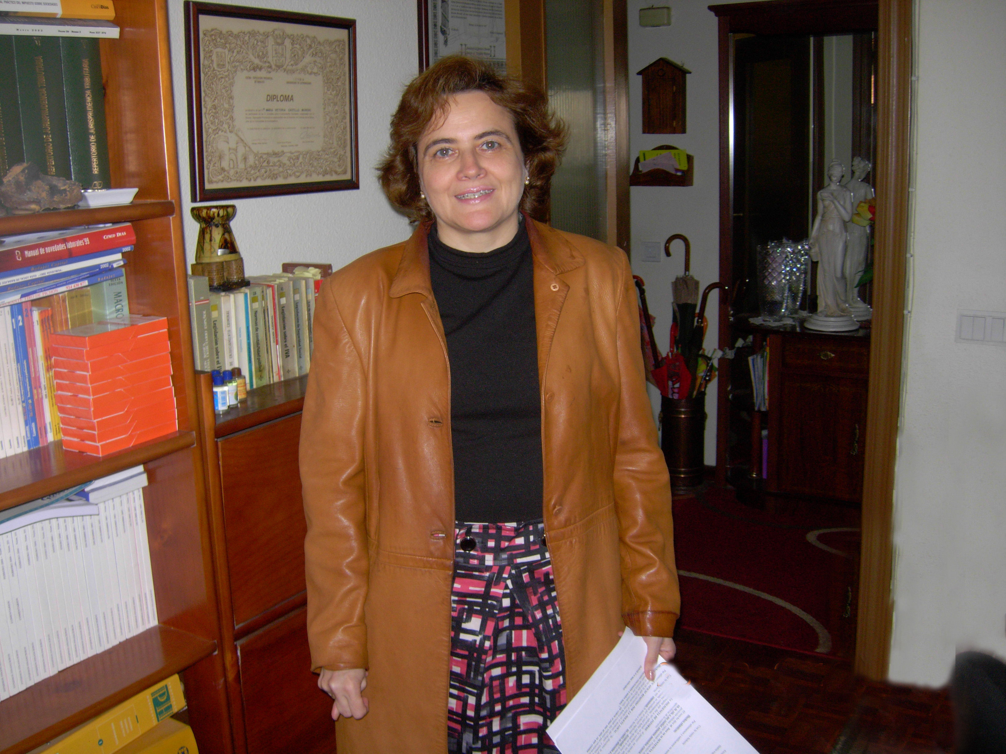 Foto 5 de Abogados en Badajoz | Mª Victoria Castillo
