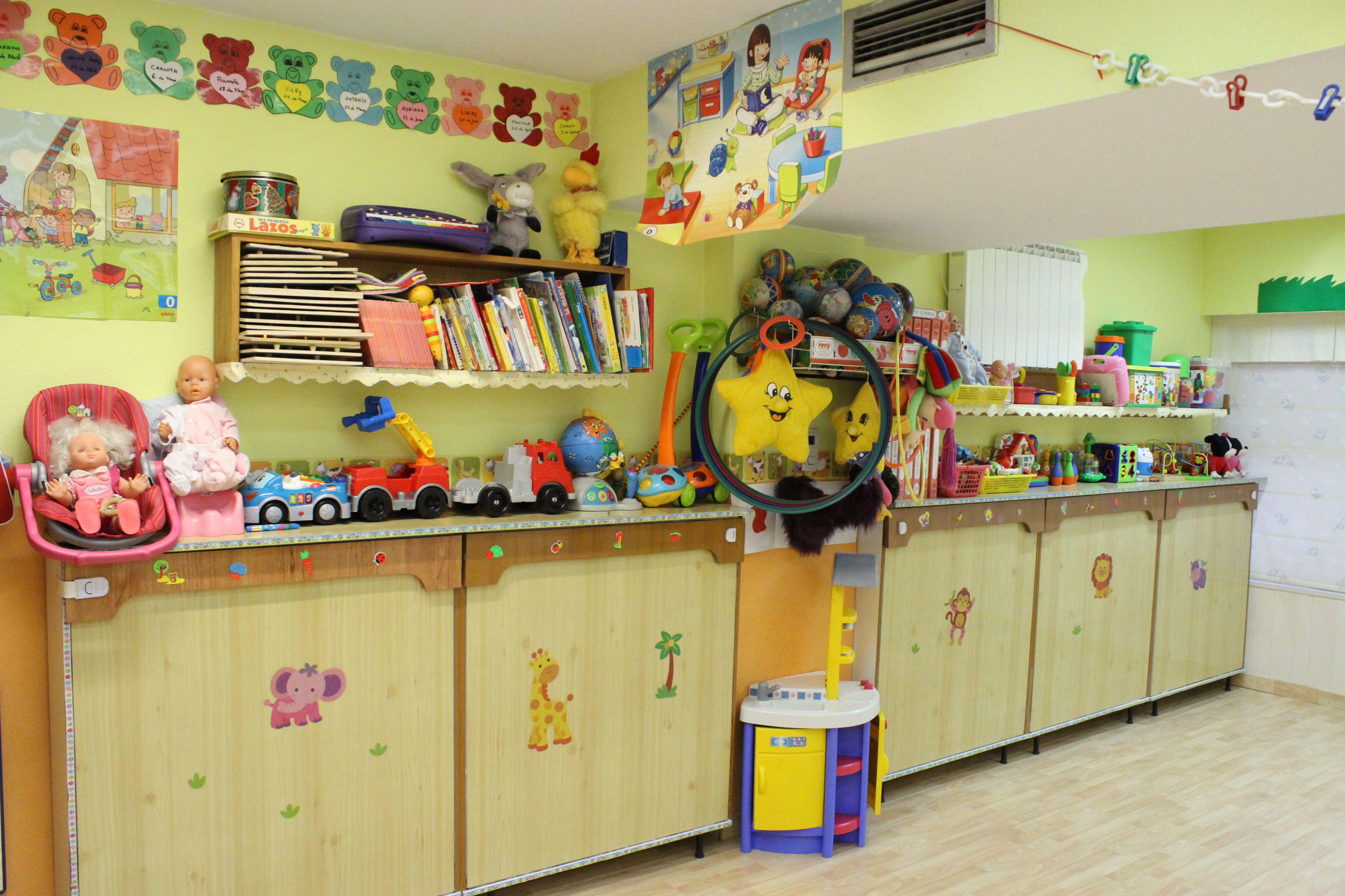 Foto 11 de Guarderías y Escuelas infantiles en Madrid | Escuela Infantil Pippo