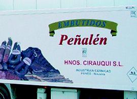 Foto 1 de Jamón en Funes | Industrias Cárnicas Hermanos Cirauqui