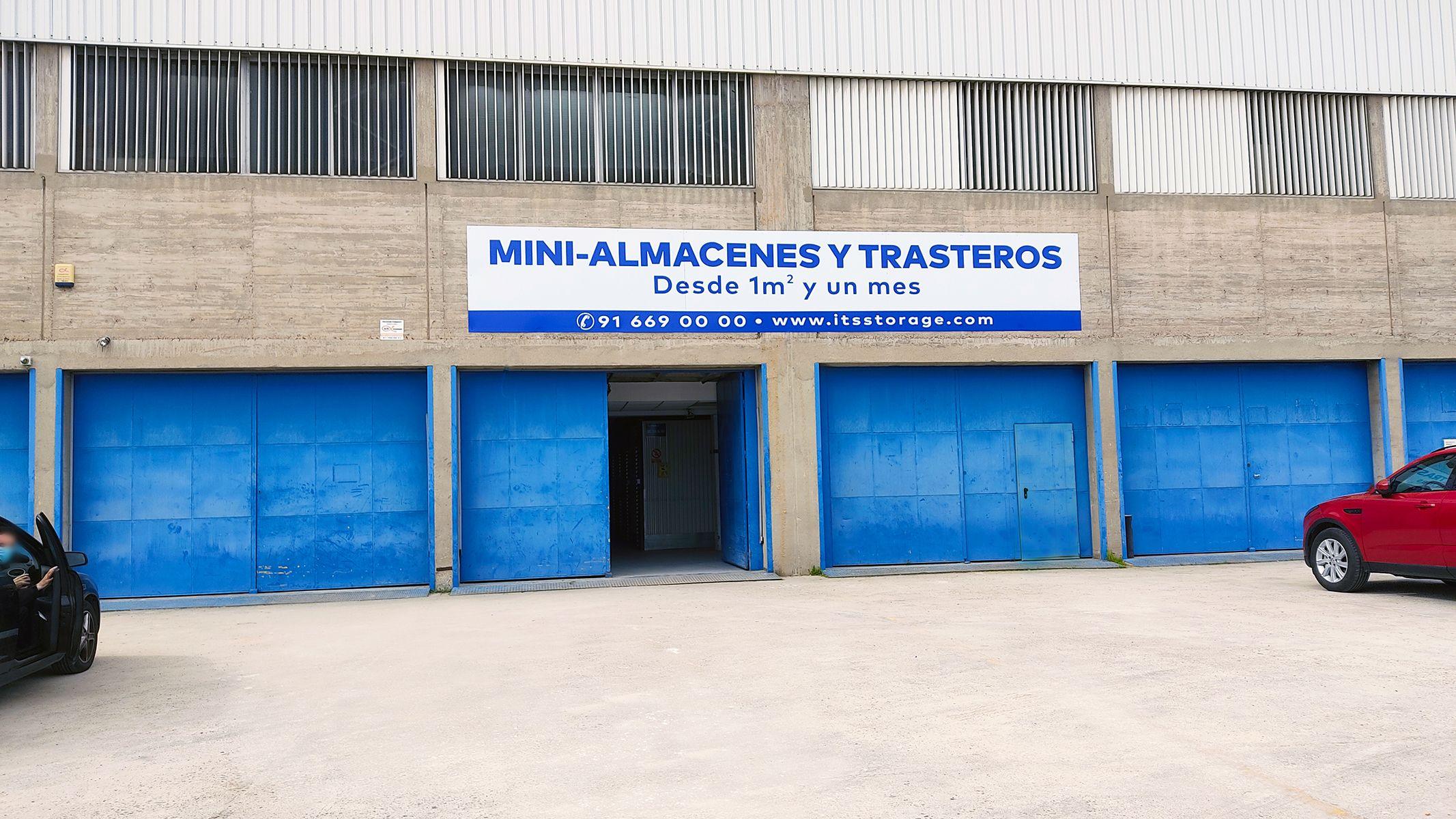 Alquiler de trasteros Alcalá de Henares