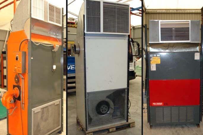 Servicios de Climatización: Productos de Alquiler de Carpas J.M.