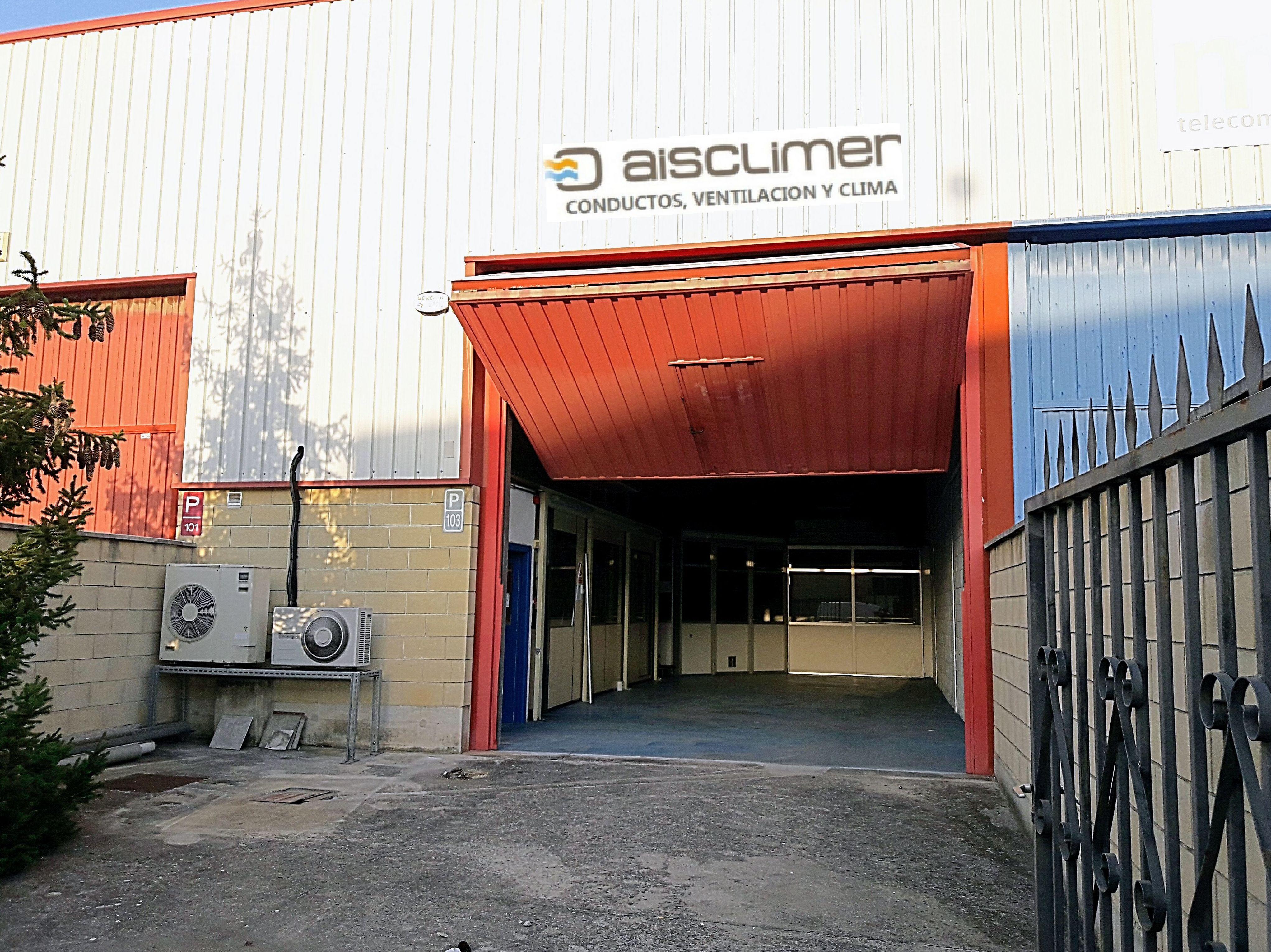 Preparando nuevas instalaciones de Aisclimer para ofrecer mejores servicios