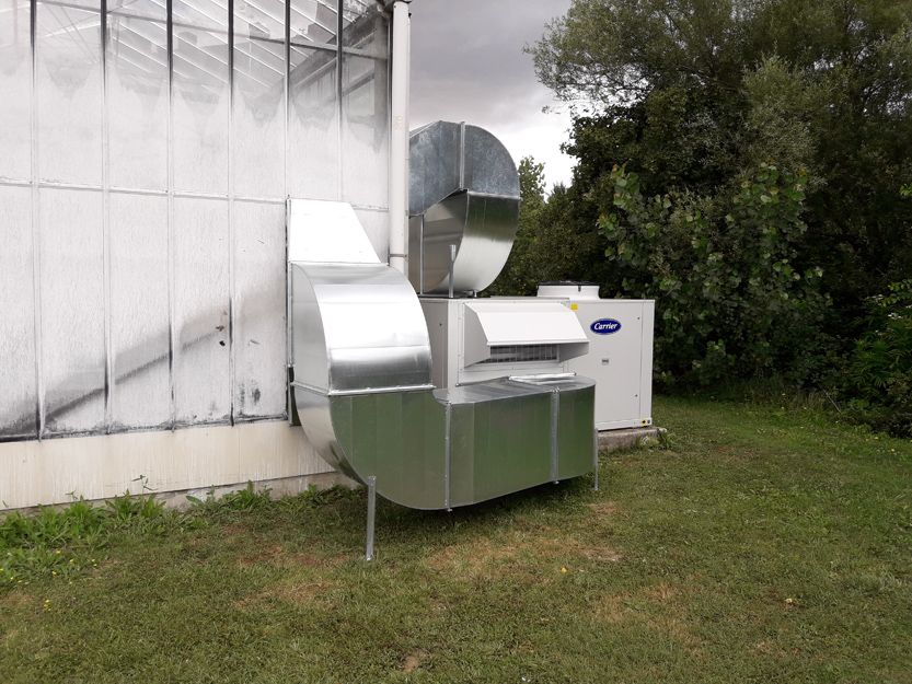 Empresas instaladora de aire acondicionado en Barañain