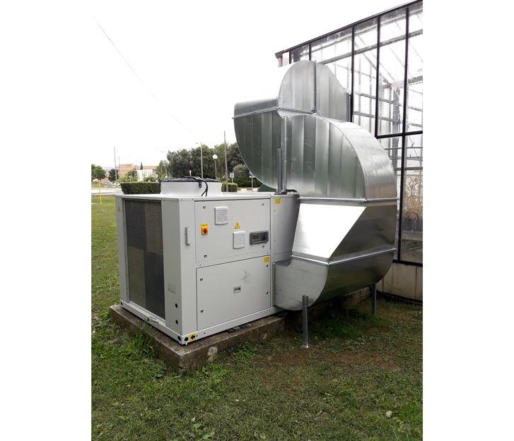 Instalaciones de aire acondicionado en Navarra