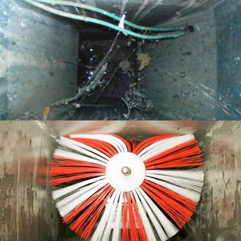 Limpieza de salidas de humos y sistemas de extracción: Productos y Servicios de AISCLIMER