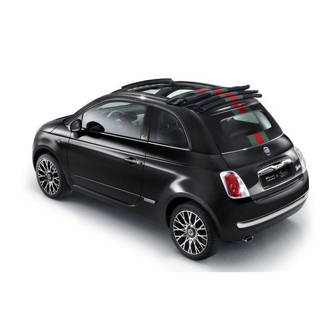 Alquiler Fiat 500 descapotable: Servicios de Rent a Car Las Rosas