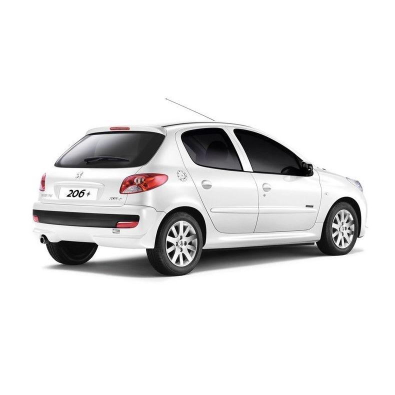 Alquiler Peugeot 206: Servicios de Rent a Car Las Rosas