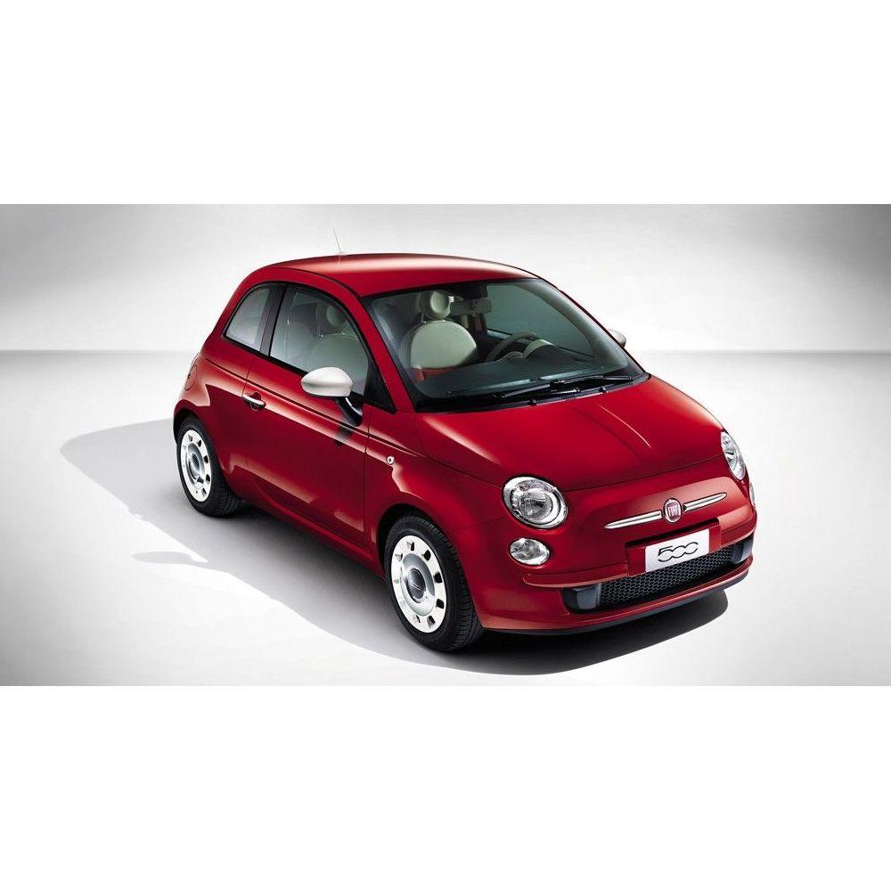 Alquiler Fiat 500: Servicios de Rent a Car Las Rosas
