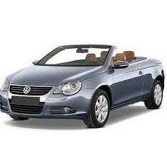 Alquiler de descapotable Volkswagen EOS: Servicios de Rent a Car Las Rosas