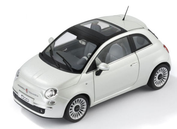 Fiat 500 Panoramic