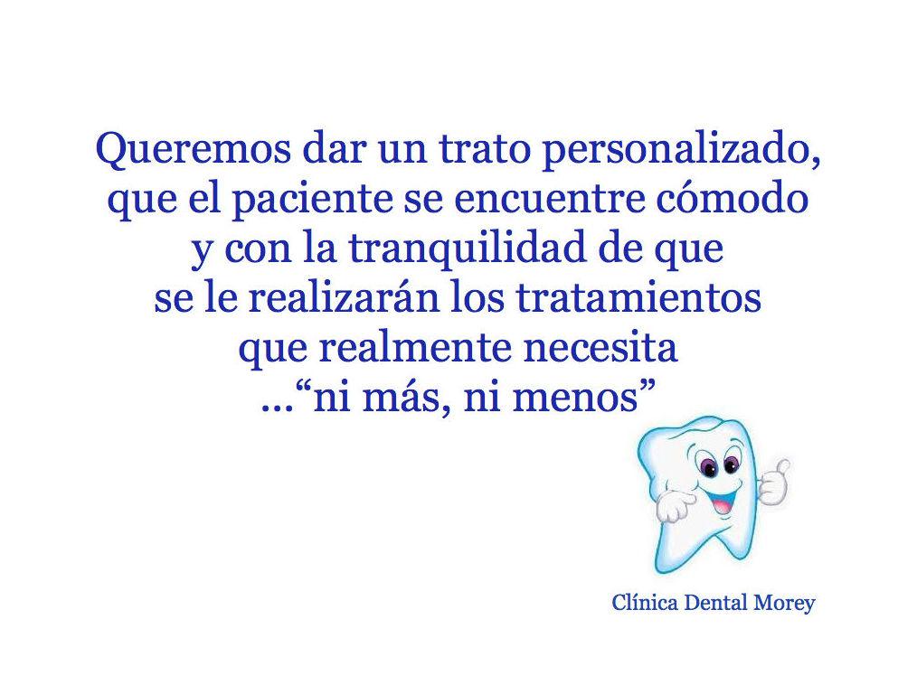 Foto 23 de Clínicas dentales en Madrid | Clínica Dental Morey