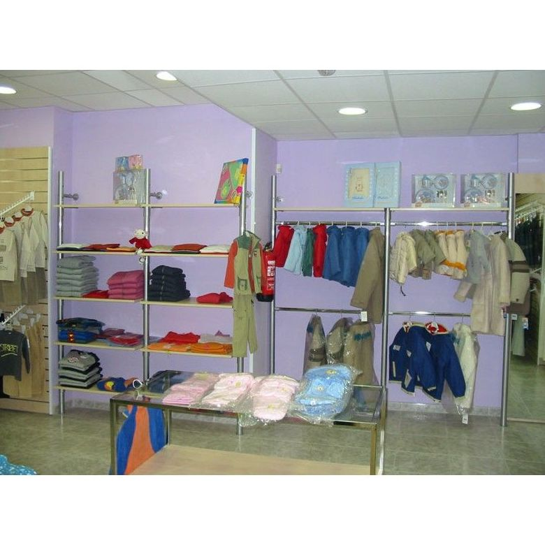 Tiendas para niños: Nuestros Proyectos de Espacio 63