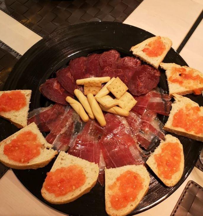 Tapas y raciones: Bar Gourmet de La Alacena34 Gourmet