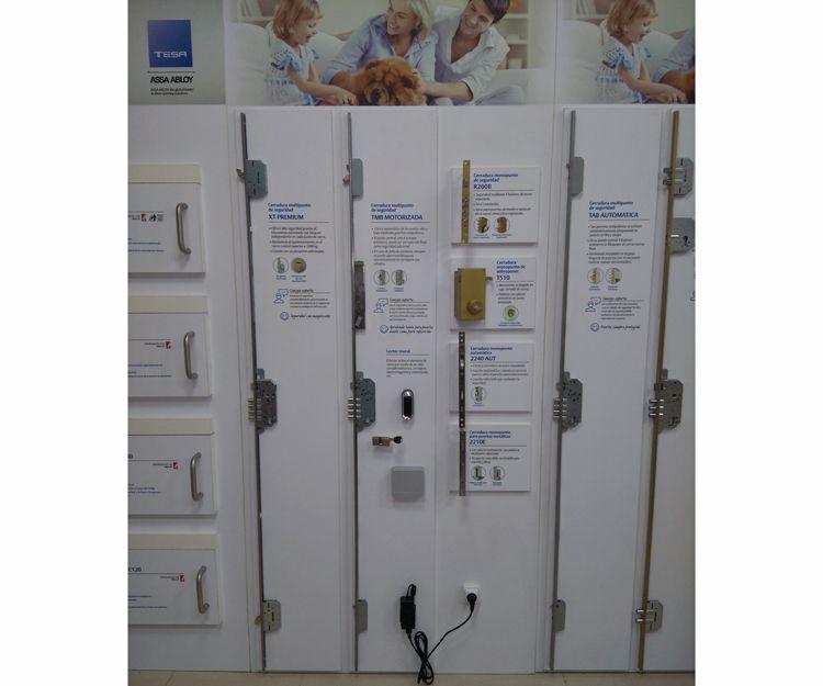 Sistemas de seguridad para puertas en San Cristóbal de la Laguna