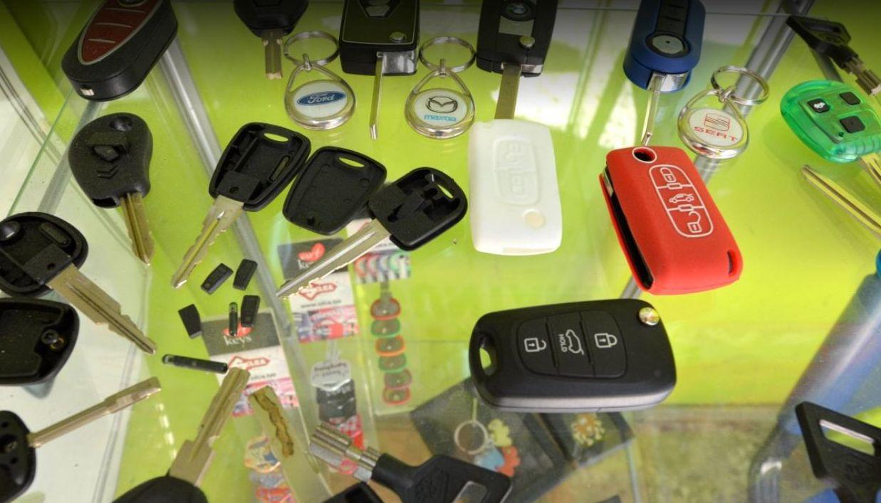 Copia de mandos de coche Tenerife