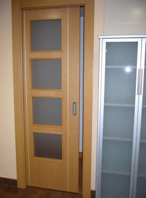 puertas correderas, ideales para maximizar el espacio en las habitaciones