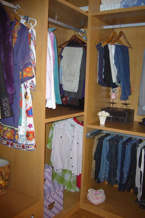Instalación de armarios