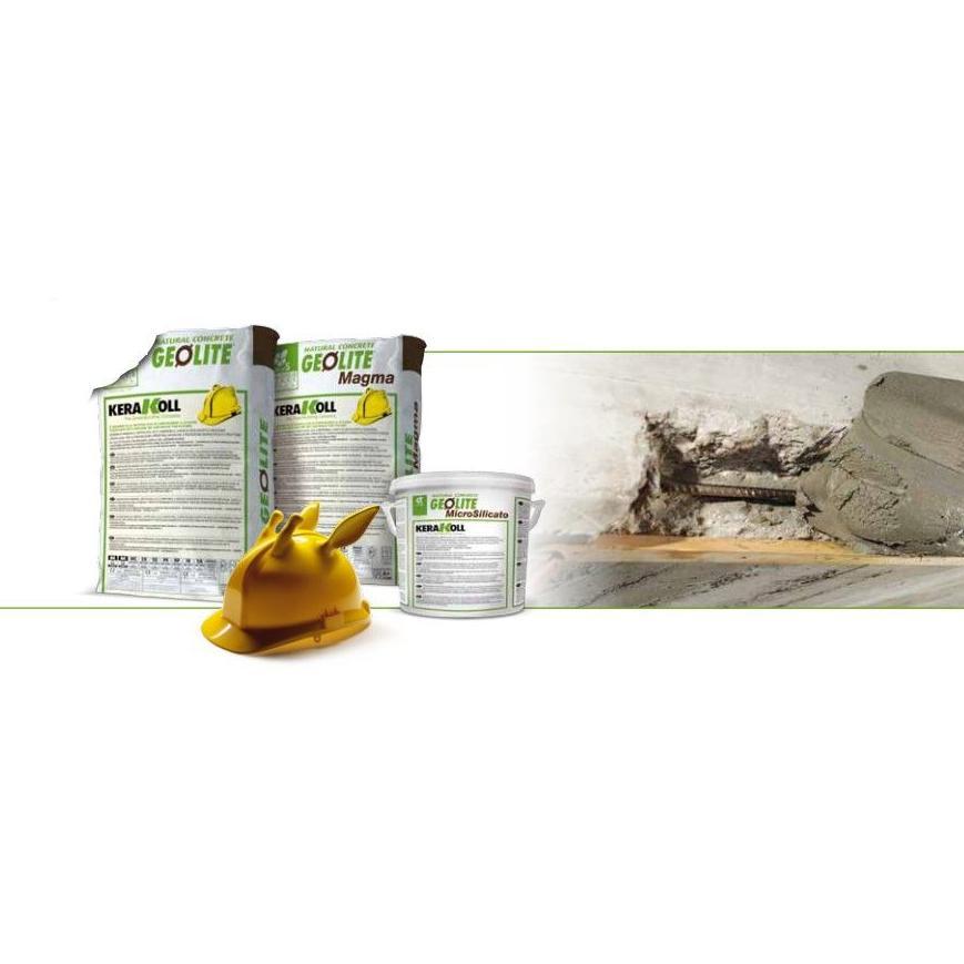 Morteros de reparación: Materiales y servicios de Mafer