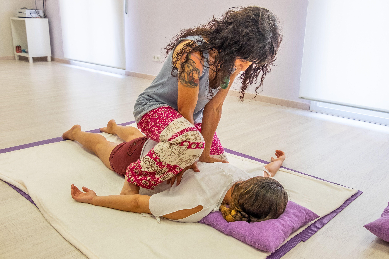 Reflexología podal, método RAT de masaje neurosedante en Barberá de Vallés