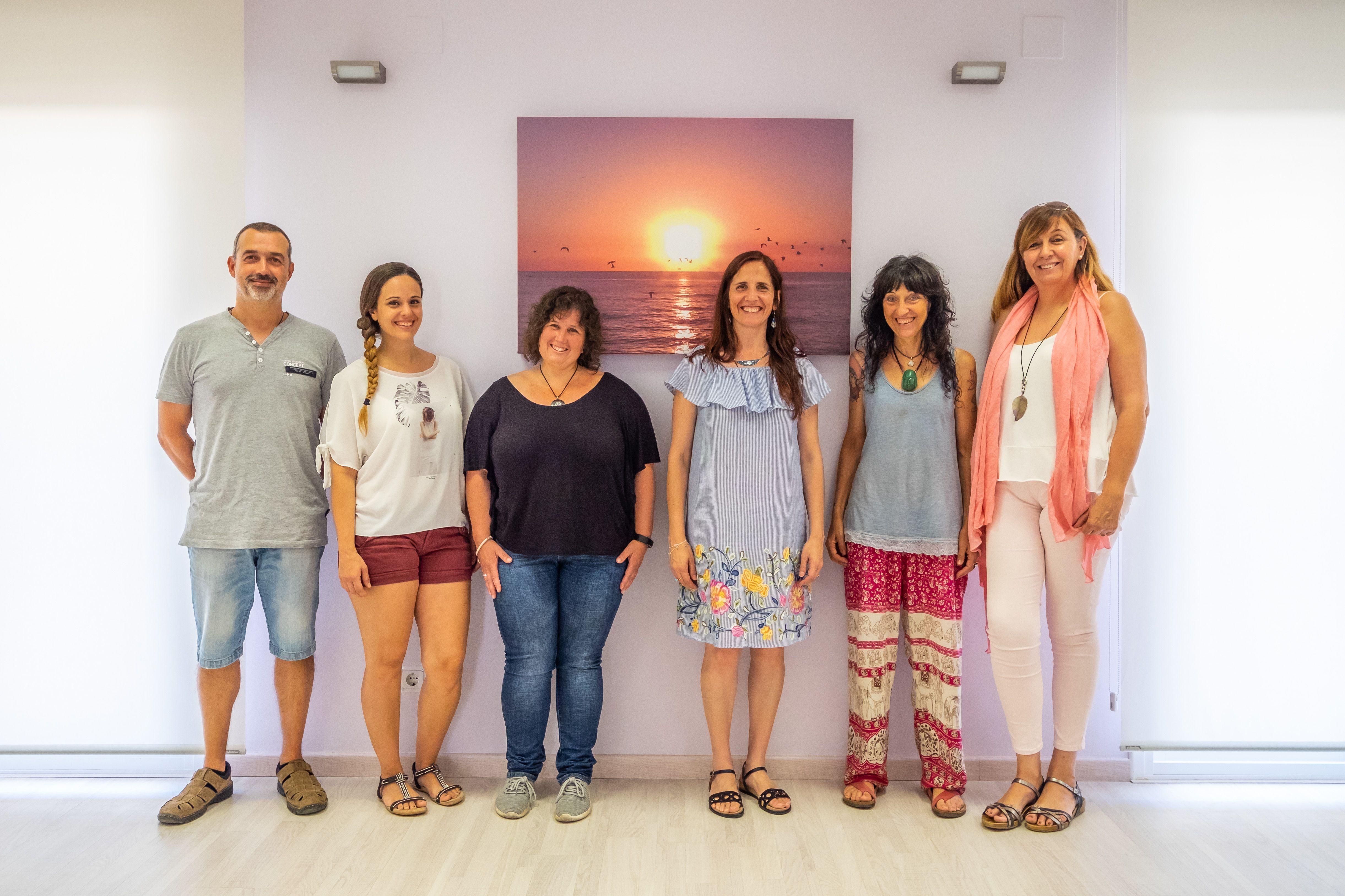 Team de Marclar Terapies