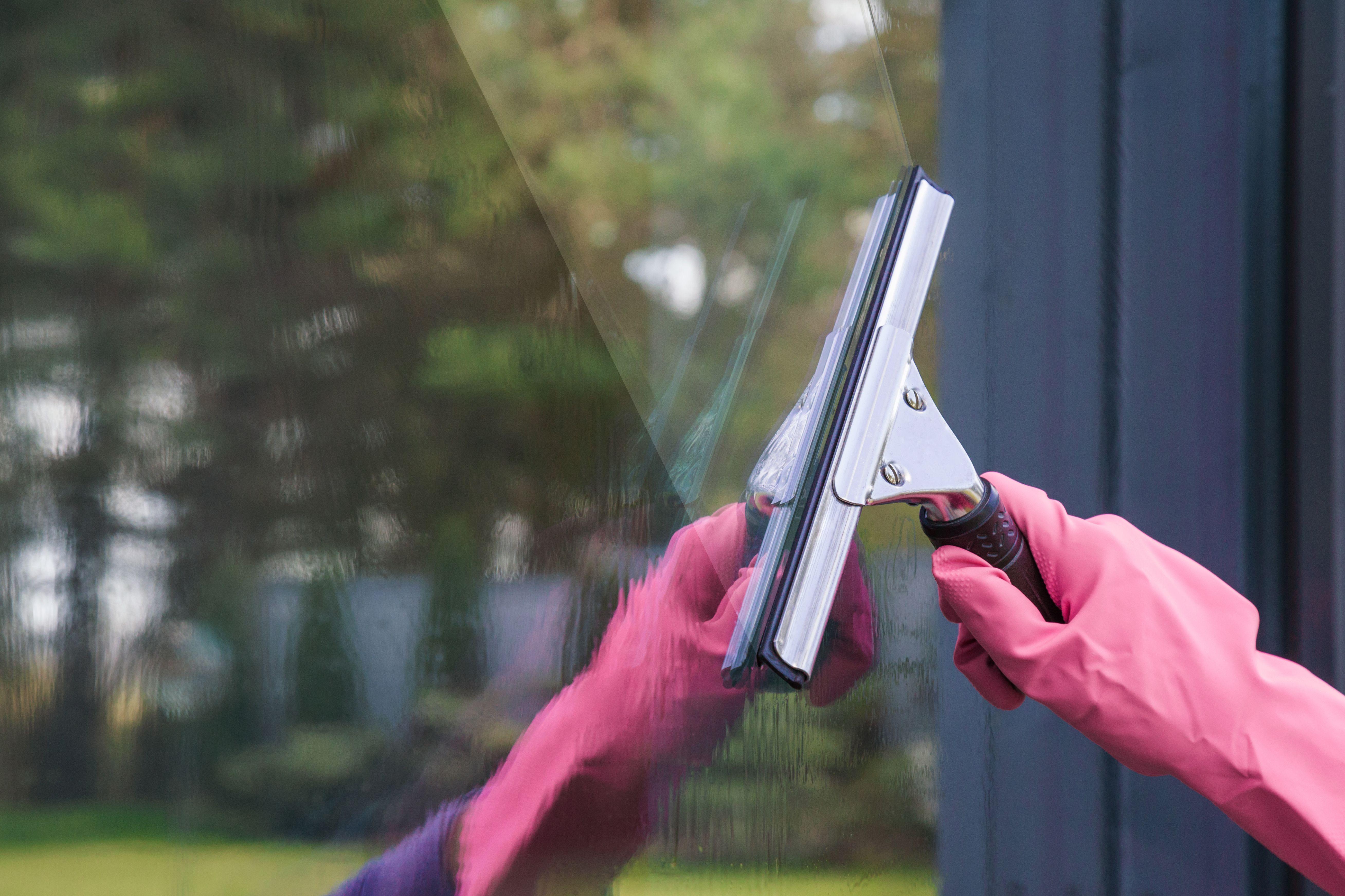 Limpieza de cristales: Servicios de Limpiezas Campos