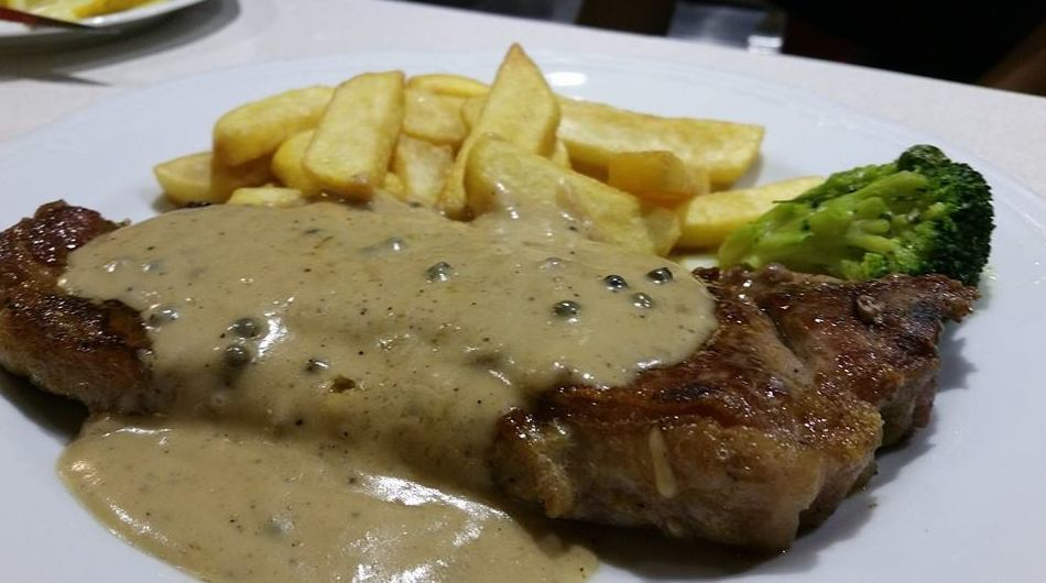 Carnes y pescados  : Nuestros platos  de Restaurante Caruso