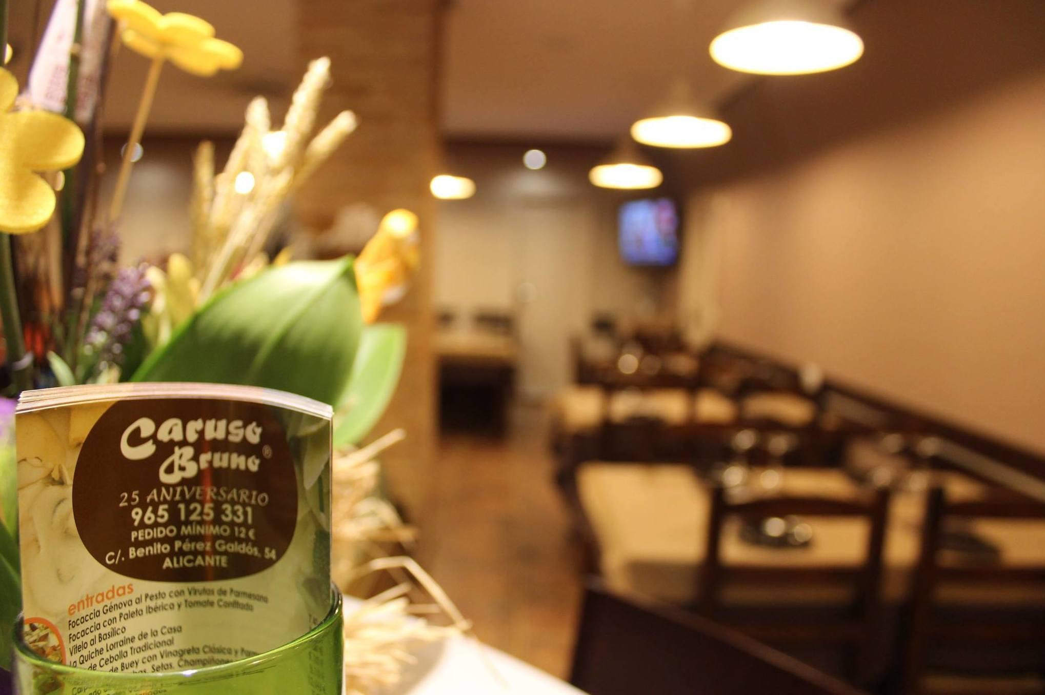 Foto 31 de Restaurante en Alicante | Restaurante Caruso